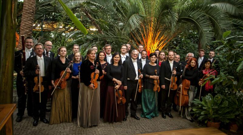 List Gratulacyjny Prezydenta Miasta z okazji 20-lecia Gliwickiej Orkiestry Kameralnej